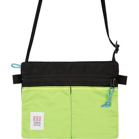 Topo Designs Bolsa Hombro Accesorios, verde/negro